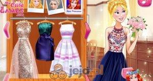 Elsa i Aurora na weselu