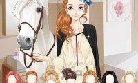 Dziewczyna z koniem