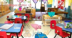 Pokoje zabaw - znajdywanie rzeczy