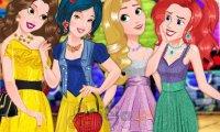 Nowoczesne księżniczki Disneya
