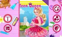 Barbie i magazyn modowy