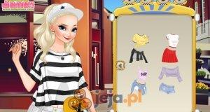Dziewczyna na deskorolce