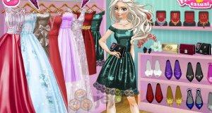 Elsa i konkurs piękności