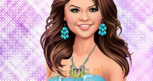 Makijaż dla Seleny Gomez