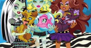 Pupile Monsterek