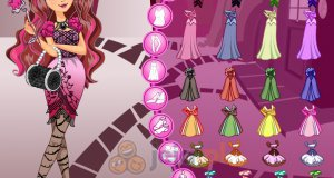 Briar Beauty Dress z Ever After High