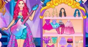 Barbie gwiazda rocka vs baletnica