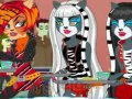 Wesołe buźki Monster High
