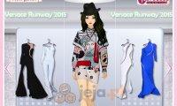 Pokaz mody Versace 2015