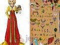 Średniowieczna królowa
