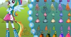 Rainbow Dash z My Little Pony