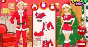 Święta u Barbie i Kena