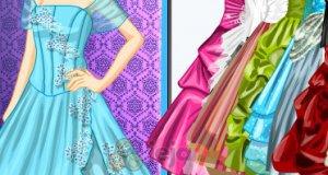 Suknie książęce