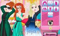 Księżniczki vs Monsterki na Instagramie