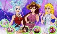 Festiwalowe dziewczyny