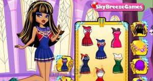 Cleo de Nile zostaje cheerleaderką