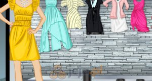 Kolorowe letnie sukienki