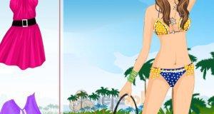 Romantyczka na plaży