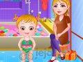 Mała Hazel baletnicą