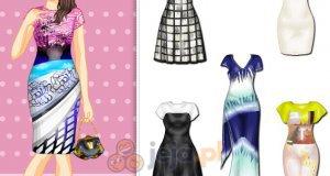 Sukienki z krótkim rękawkiem