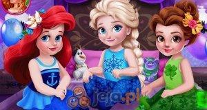 Małe księżniczki Disneya
