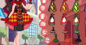 Lizzie Hearts z Ever After High