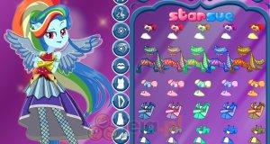 Rainbow Dash - strażniczka kryształu
