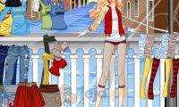 Barbie na moście