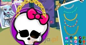 Projektowanie torebki Monster High