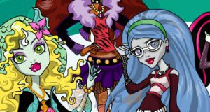 Monster High - Kolorowanka