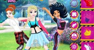 Księżniczki i Mannequin Challenge