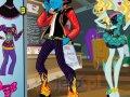 Szałowe dziewczyny z Monster High