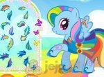 Stylowy Rainbow Dash