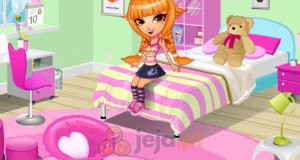 Sypialnia dziewczynki