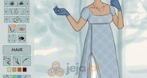 Dama z XIX wieku