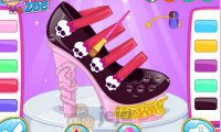 Buty Monster High