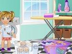 Emma robi pranie
