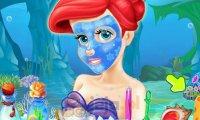 Arielka na podwodną imprezkę