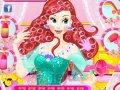 Ślubna fryzura Ariel