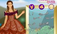 Z wieśniaczki w księżniczkę