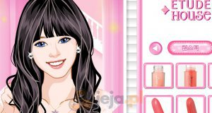 Makijaż księżniczki