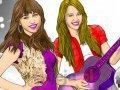 Kolorowa Hannah Montana