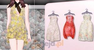 Letnie kreacje od Christiana Dior