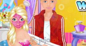 Barbie i Ken w Spa