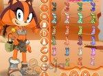 Sticks the Badger z Sonic Boom