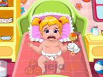 Dziecko z gorączką