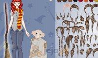 Studentka Hogwartu