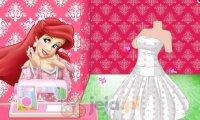 Wymarzona sukienka Arielki