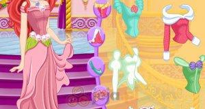 Uderzająco piękna księżniczka Ariel