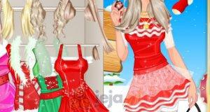 Barbie - Mikołaj